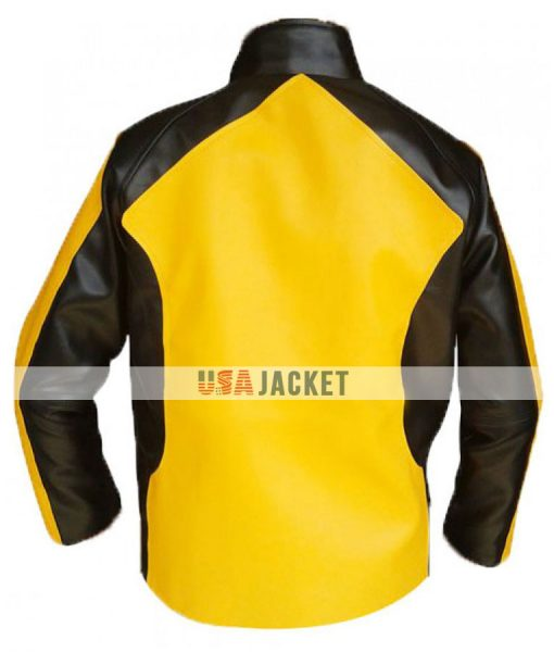 Infamous 2 Jacket