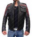 James Heller Prototype 2 Leather Jacket