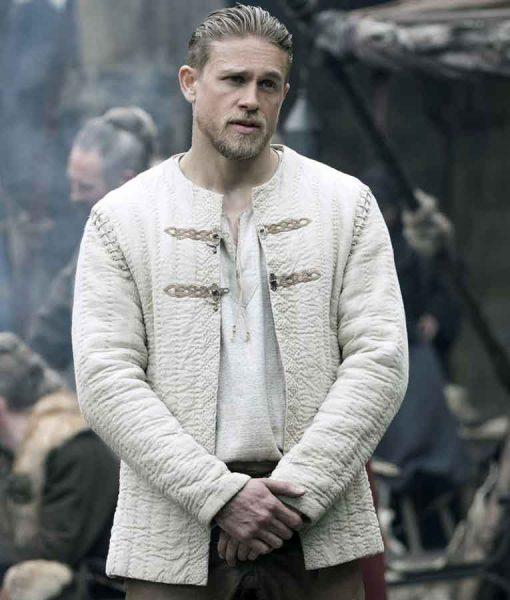 King Arthur Ivory Jacket