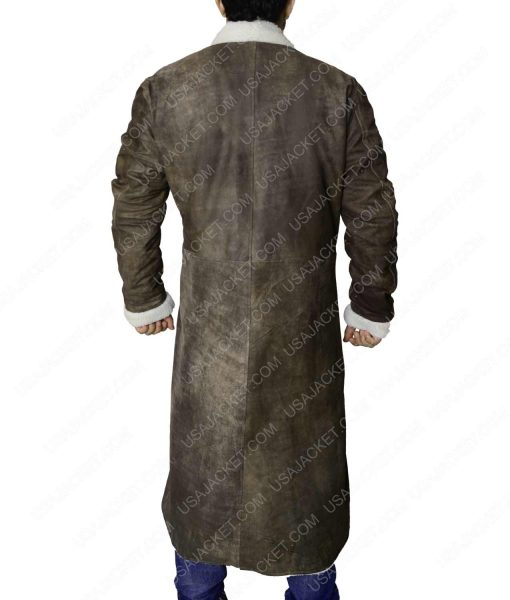 King Arthur Legends of Swords Trench Coat