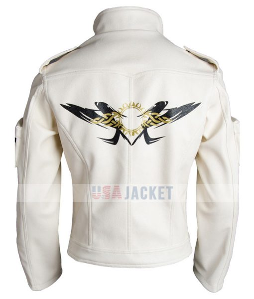 KOF World Kyo Kusanagi Leather Jacket