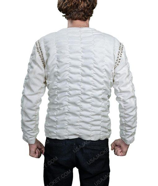 King Arthur Legends Of The Sword Ivory Cotton Jacket