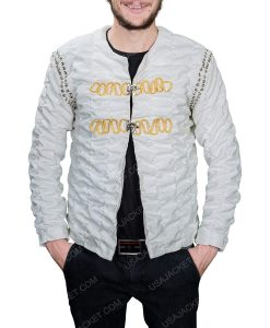 Legends Of The Sword Ivory Cotton Jacket