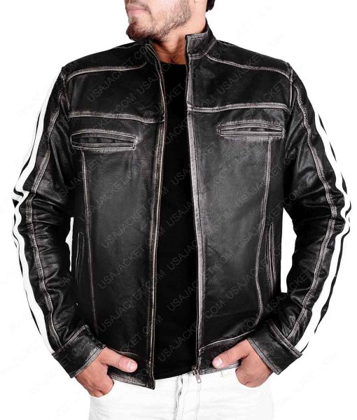 Resident Evil Vendetta Leather Jacket