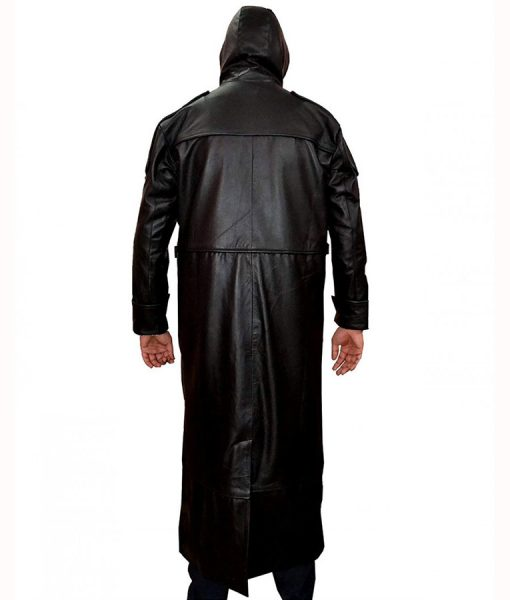 Blade Runner Roy Batty Black Coat