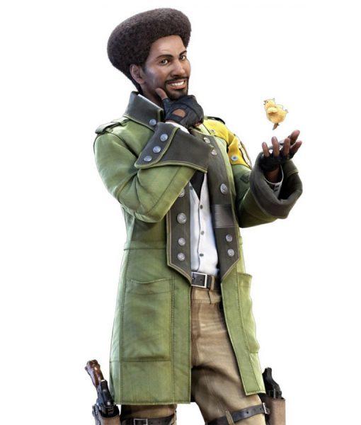 Sazh Katzroy Final Fantasy 13 Coat