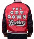 The Get Down Brothers Letterman Jacket