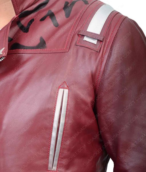 Travis Touchdown Leather Jacket