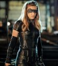 Arrow Season 6 Black Canary Leather Jacket