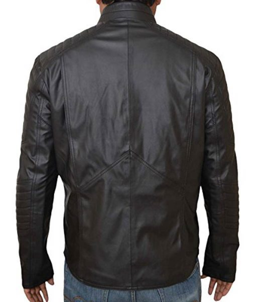 Batman V Superman Leather Jacket