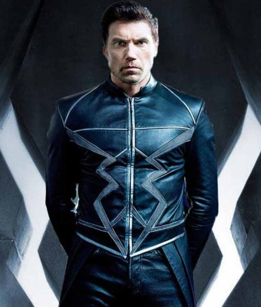 Black Bolt Jacket
