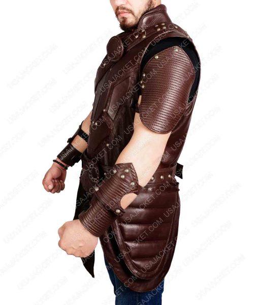 Chris Hemsworth Thor Ragnarok 2017 Armor Jacket