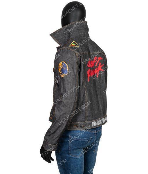 Denim Daft Punk Jacket