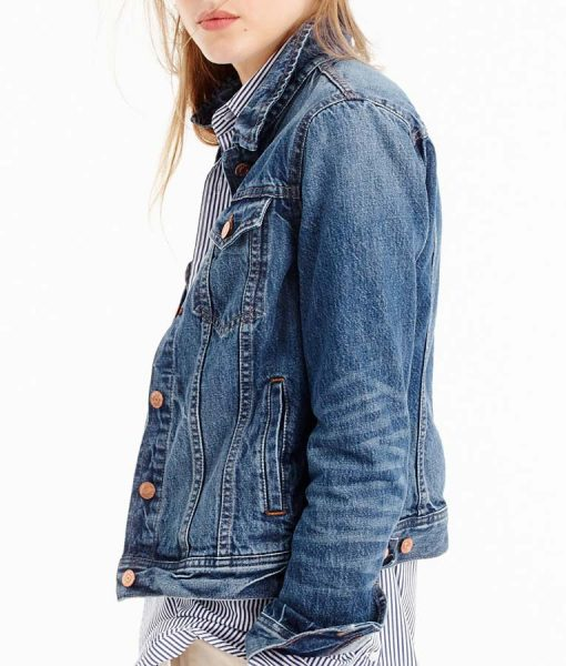 Hannah Baker Denim Jacket