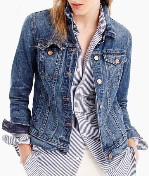 Hannah Baker Jacket
