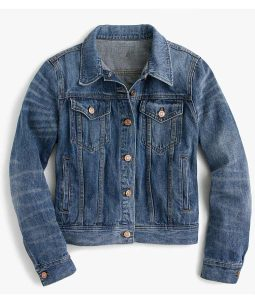 13 Reasons Why Hannah Baker Denim Jacket