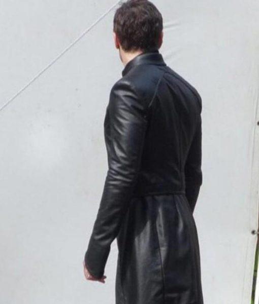 Black Bolt Jacket