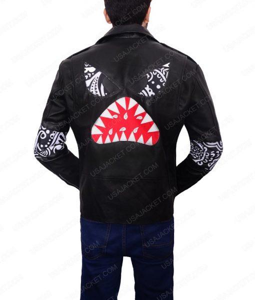 Instant Crush Shark Jacket
