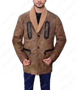 Jason Momoa Vintage Parka Coat