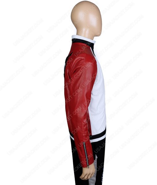 King Of Fighter Rock Howard Leather Jacket