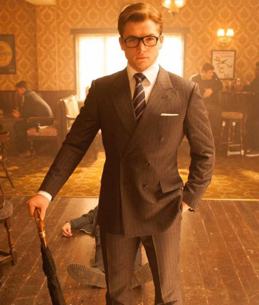 Kingsman The Golden Circle Suit