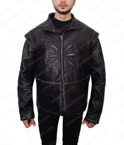 Vlad Dracula Untold Black Leather Jacket