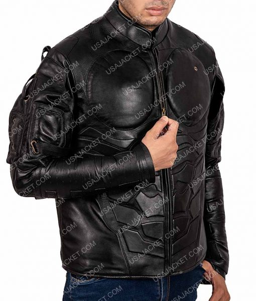 Rendel Romo Kristofer Gummerus Leather Jacket