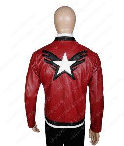 King Of Fighter 14 HERON Logo Rock Howard Jacket
