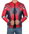 Spiderman Infinity War Jacket