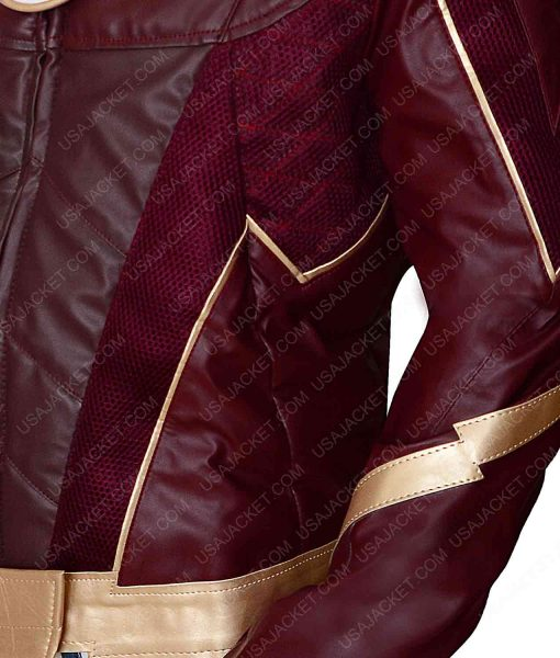 Season 4 Flash Jacket