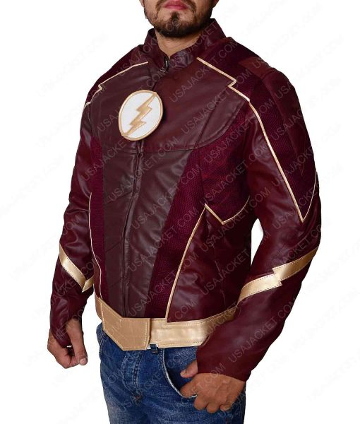 The Flash Season 4 Jacket