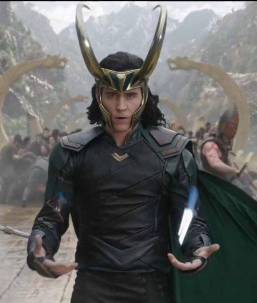Thor Ragnarok Loki Jacket