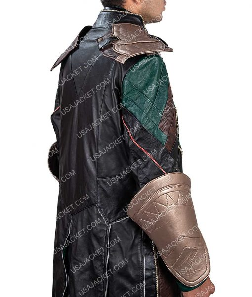 Loki Trench Coat