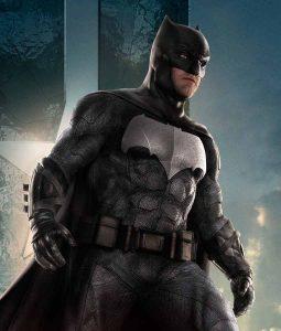 Justice League Batman Leather Jacket