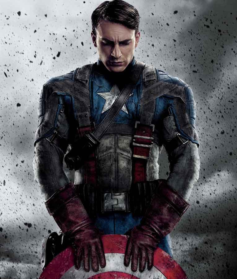 First Avenger Captain America