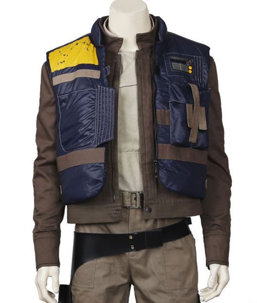Captain Cassian Andor Rogue One Vest