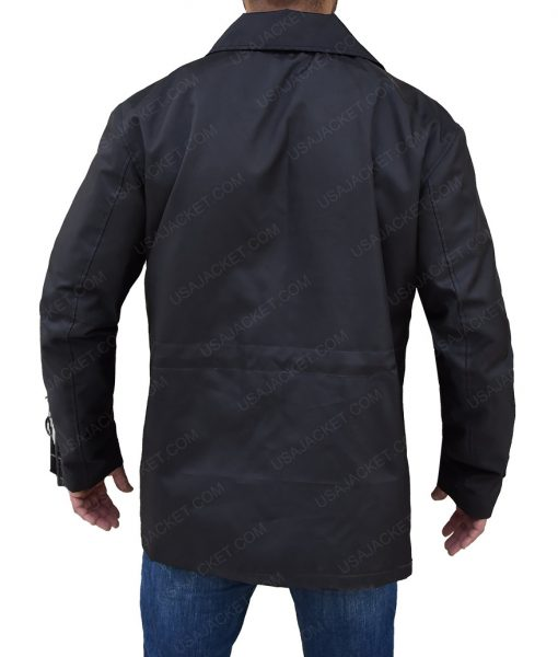 Daredevil Charlie Cox Matt Murdock The Defenders Black Cotton Jacket