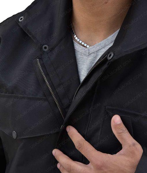 The Defenders Charlie Cox Black Jacket