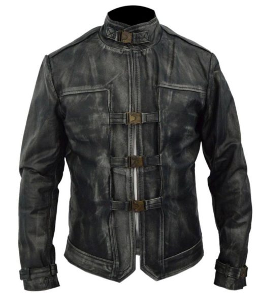 Dishonored Death Of Outsider Leather Jacket
