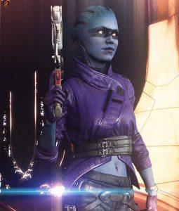 PeeBee Mass Effect Andromeda Jacket