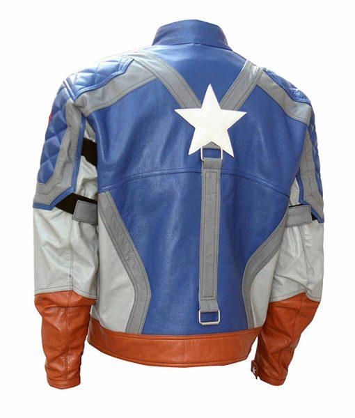 Captain America The First Avenger Steve Rogers Jacket