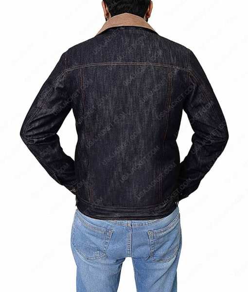 Agent Tequila Channing Tatum Denim Jacket