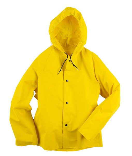 IT Georgie Denbrough Yellow Coat