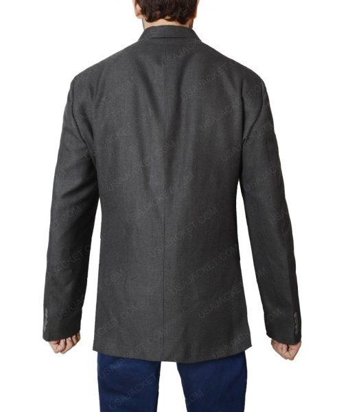 Jeff Bridges Agent Champagne Kingsman Jacket