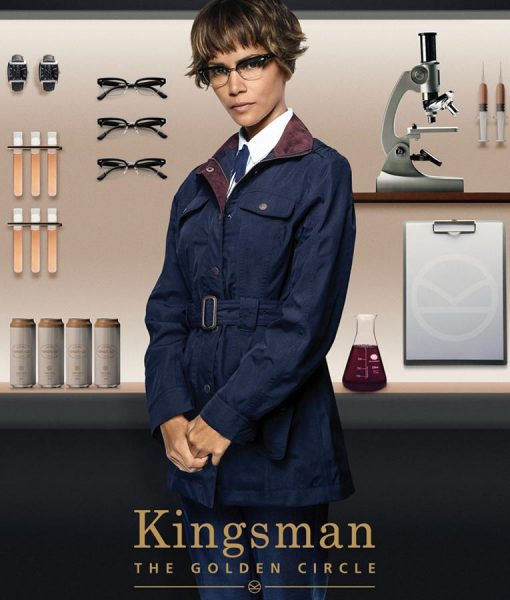 Kingsman Ginger Ale Jacket
