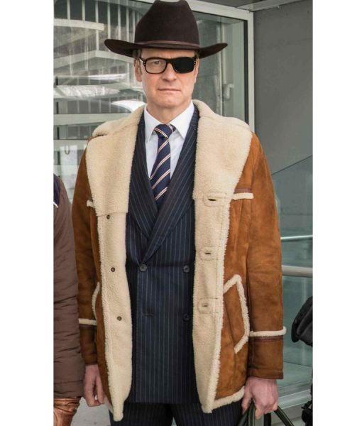 Colin Firth Harry Hart Jacket
