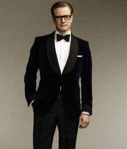 Kingsman The Secret Service Dinner Tuxedo Jacket