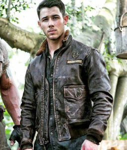 Jumanji 2 Alex Jacket