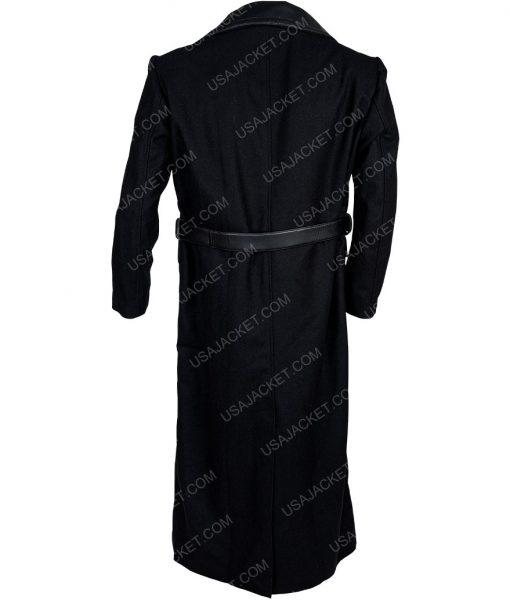 Edward James Olmos Gaff Black Coat