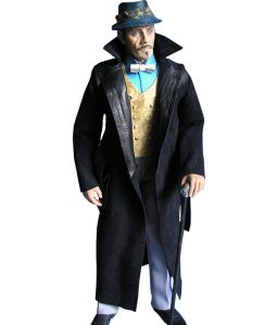 Edward James Olmos Blade Runner Trench Coat